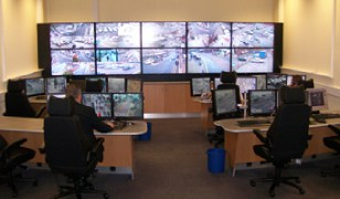 Apache Security Services Control Room